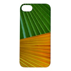 Pattern Colorful Palm Leaves Apple Iphone 5s/ Se Hardshell Case