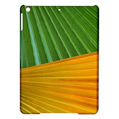 Pattern Colorful Palm Leaves Ipad Air Hardshell Cases