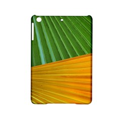 Pattern Colorful Palm Leaves Ipad Mini 2 Hardshell Cases
