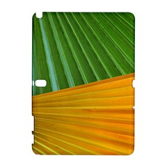 Pattern Colorful Palm Leaves Galaxy Note 1