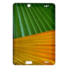 Pattern Colorful Palm Leaves Amazon Kindle Fire Hd (2013) Hardshell Case