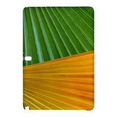 Pattern Colorful Palm Leaves Samsung Galaxy Tab Pro 10 1 Hardshell Case
