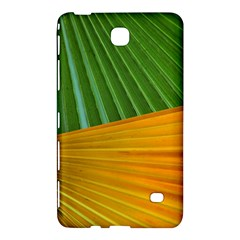 Pattern Colorful Palm Leaves Samsung Galaxy Tab 4 (7 ) Hardshell Case