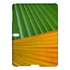 Pattern Colorful Palm Leaves Samsung Galaxy Tab S (10 5 ) Hardshell Case