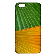 Pattern Colorful Palm Leaves iPhone 6 Plus/6S Plus TPU Case