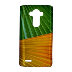 Pattern Colorful Palm Leaves Lg G4 Hardshell Case