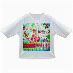 Pattern Decorated Schoolbus Tie Dye Infant/Toddler T-Shirts