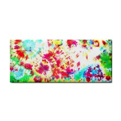 Pattern Decorated Schoolbus Tie Dye Cosmetic Storage Cases
