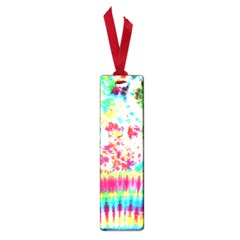 Pattern Decorated Schoolbus Tie Dye Small Book Marks