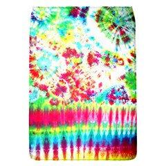 Pattern Decorated Schoolbus Tie Dye Flap Covers (s)