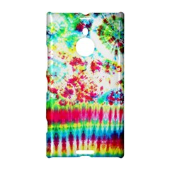 Pattern Decorated Schoolbus Tie Dye Nokia Lumia 1520