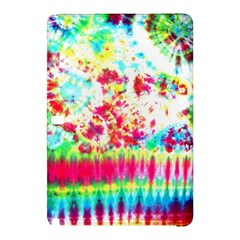 Pattern Decorated Schoolbus Tie Dye Samsung Galaxy Tab Pro 10 1 Hardshell Case