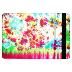 Pattern Decorated Schoolbus Tie Dye Ipad Air Flip