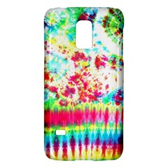 Pattern Decorated Schoolbus Tie Dye Galaxy S5 Mini