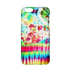 Pattern Decorated Schoolbus Tie Dye Apple Iphone 6/6s Hardshell Case