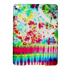 Pattern Decorated Schoolbus Tie Dye Ipad Air 2 Hardshell Cases