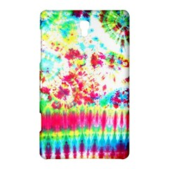 Pattern Decorated Schoolbus Tie Dye Samsung Galaxy Tab S (8 4 ) Hardshell Case
