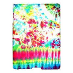 Pattern Decorated Schoolbus Tie Dye Samsung Galaxy Tab S (10 5 ) Hardshell Case