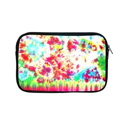 Pattern Decorated Schoolbus Tie Dye Apple Macbook Pro 13  Zipper Case