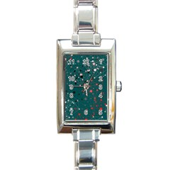 Pattern Seekers The Good The Bad And The Ugly Rectangle Italian Charm Watch