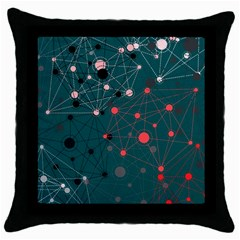 Pattern Seekers The Good The Bad And The Ugly Throw Pillow Case (black)