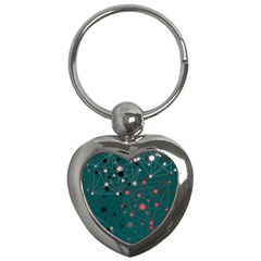 Pattern Seekers The Good The Bad And The Ugly Key Chains (Heart)