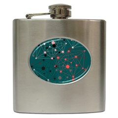 Pattern Seekers The Good The Bad And The Ugly Hip Flask (6 Oz)
