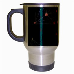 Pattern Seekers The Good The Bad And The Ugly Travel Mug (silver Gray)