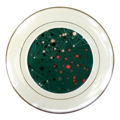 Pattern Seekers The Good The Bad And The Ugly Porcelain Plates