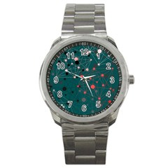 Pattern Seekers The Good The Bad And The Ugly Sport Metal Watch