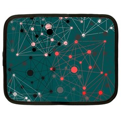Pattern Seekers The Good The Bad And The Ugly Netbook Case (xl)