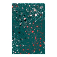 Pattern Seekers The Good The Bad And The Ugly Shower Curtain 48  X 72  (small)