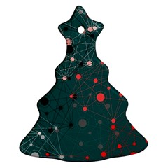 Pattern Seekers The Good The Bad And The Ugly Ornament (christmas Tree)