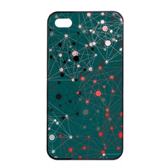 Pattern Seekers The Good The Bad And The Ugly Apple Iphone 4/4s Seamless Case (black)