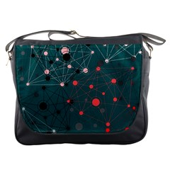 Pattern Seekers The Good The Bad And The Ugly Messenger Bags
