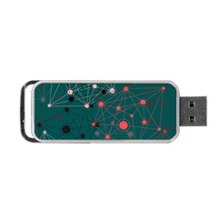 Pattern Seekers The Good The Bad And The Ugly Portable Usb Flash (two Sides)