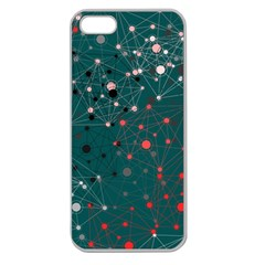 Pattern Seekers The Good The Bad And The Ugly Apple Seamless iPhone 5 Case (Clear)