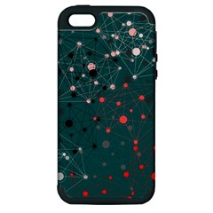 Pattern Seekers The Good The Bad And The Ugly Apple Iphone 5 Hardshell Case (pc+silicone)
