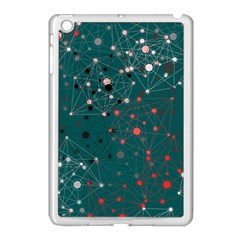 Pattern Seekers The Good The Bad And The Ugly Apple Ipad Mini Case (white)