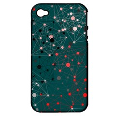 Pattern Seekers The Good The Bad And The Ugly Apple Iphone 4/4s Hardshell Case (pc+silicone)