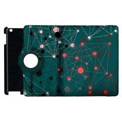 Pattern Seekers The Good The Bad And The Ugly Apple Ipad 2 Flip 360 Case