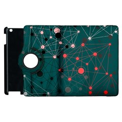 Pattern Seekers The Good The Bad And The Ugly Apple Ipad 3/4 Flip 360 Case