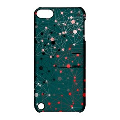 Pattern Seekers The Good The Bad And The Ugly Apple Ipod Touch 5 Hardshell Case With Stand