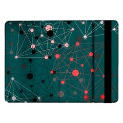 Pattern Seekers The Good The Bad And The Ugly Samsung Galaxy Tab Pro 12 2  Flip Case