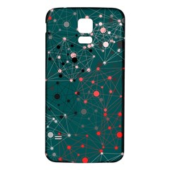 Pattern Seekers The Good The Bad And The Ugly Samsung Galaxy S5 Back Case (white)