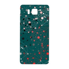 Pattern Seekers The Good The Bad And The Ugly Samsung Galaxy Alpha Hardshell Back Case