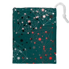 Pattern Seekers The Good The Bad And The Ugly Drawstring Pouches (xxl)