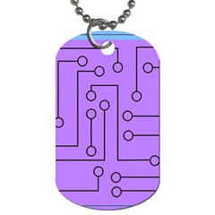 Peripherals Dog Tag (two Sides)