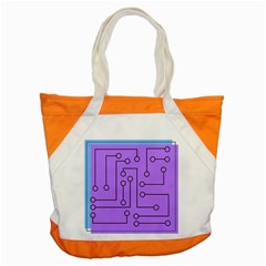 Peripherals Accent Tote Bag