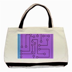 Peripherals Basic Tote Bag (two Sides)
